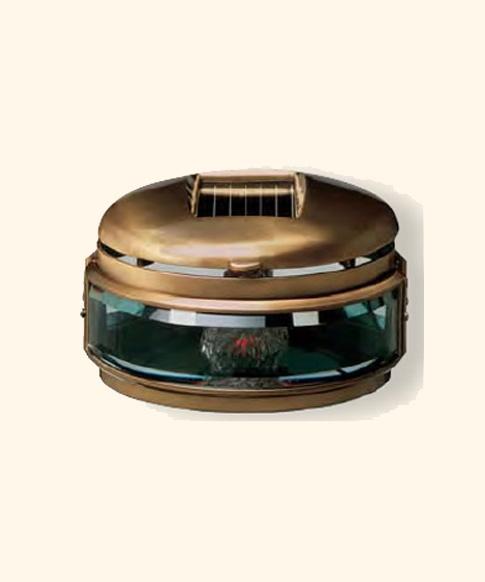 Lampada Votiva Con Pannello Solare : Lampada per tomba con pannello solare t